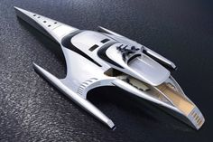 "The ""Adastra"" a $15,000,000 superyacht worthy of Bruce Wayne or a Bondian supervillain"