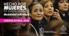 Conoce la Convocatoria de Hecho por Mujeres 2018 en su modalidad individual | Página Oficial del Gobierno de Guadalajara