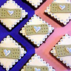 Brownies de la Dra. Juguetes
