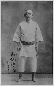 Jigoro Kano sensei i