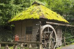 Michinoku Minzoku Mura (Michinoku Folklore Village), where you can stroll around the folklore history of Tohoku region from ancient times to modern days.