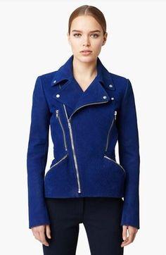 Alexander McQueen Nubuck Leather...