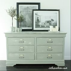 Classy Clutter: Furniture. Amazing way to organize with style