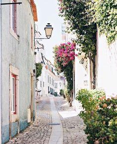 cascais, @tekwani. Cascais Portugal, Visit Portugal, Portugal Travel, Spain And Portugal, Spain Travel, Algarve, Small Town America, Spring Landscape, Travel Abroad