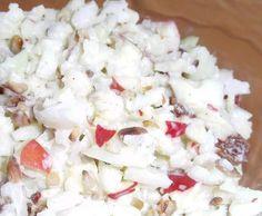 Apfel-Kohlrabi-Salat von Traudi 311 auf www.rezeptwelt.de, der Thermomix ® Community