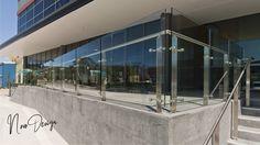 Barandas en edificio, Novo Design Novo Design, Nova, Verandas, Balconies, Staircases, Windows, Country Houses, Buildings