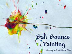 Mommy and Me Book Club: A Ball For Daisy