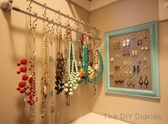 pinterest jewelry corner