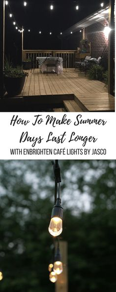 37 Best Classic Cafe Lights images in 2018 | Patio lighting