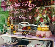 #mothersday #storedisplay #storewindow