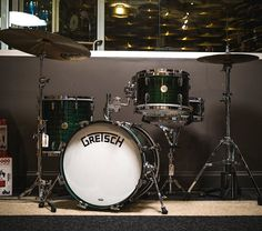 Gretsch Drums, Dope Music, Drum Kits, Music Instruments, Drummers, Guitars, Wallpapers, Ideas, Congas