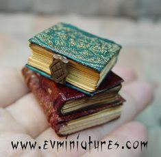 EV Miniatures: A few new Mini Books