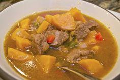 jamaican beef soup |