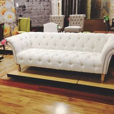 Nicole Miller Couch