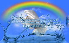 Genesis 9 Verse 13 NIV