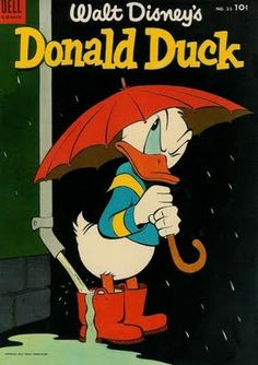 Walt Disney's Donald Duck by Carl Barks. I met him last year at #sdcc, he was…
