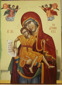 Byzantine Icons, Byzantine Art, Typical Russian, Religious Icons, Holy Family, Orthodox Icons, Blessed Mother, Mother Mary, Virgin Mary