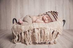 Conjunto em crochê ROBERTINHO.   *** Foto gentilmente cedida pela Fotógrafa e Publicitária Lanne Prata, de Roraima ***