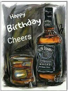 The post Happy birthday cheers! & Bilder appeared first on Happy birthday . Happy Birthday Cheers, Happy Birthday Pictures, Happy Birthday Messages, Happy Birthday Quotes, Happy Birthday Greetings, Happy Birthday Jack Daniels, Man Birthday, Birthday Posts, Birthday Memes For Men