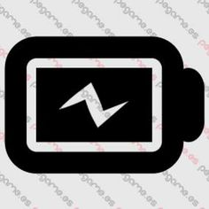 Pegame.es Online Decals Shop  #load #electric #discharge #power #battery #loading #vinyl #sticker #pegatina #vinilo #stencil #decal