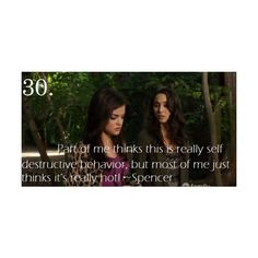 Pretty Little Liars Quotes via Polyvore