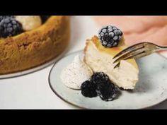 Jednoduchý Ovocný Cheesecake - Recept - Lenivá Kuchárka Cheesecake, Camembert Cheese, Make It Yourself, Breakfast, Youtube, Food, Morning Coffee, Cheesecakes, Essen