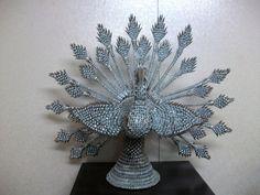3D Origami - Origami Peacock