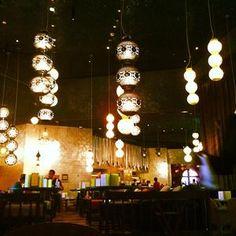 Almaz by Momo. Dubai.  Annabel Karim Kassar - Interior design.  CAI Light - Lighting fixtures.