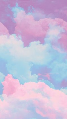 Pastel Color Wallpaper, Pastel Background Wallpapers, Watercolor Wallpaper, Aesthetic Pastel Wallpaper, Cute Patterns Wallpaper, Pretty Wallpapers, Colorful Wallpaper, Pastel Colors, Pink And Purple Wallpaper