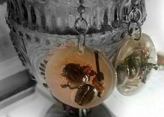 #earrings #handmade #romantic #artepovera