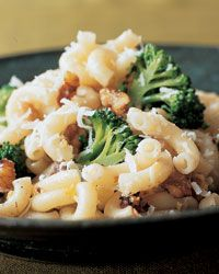 Mediterranean Pasta with Broccoli Recipe by Clifford A. Wright in FOOD & WINE magazine