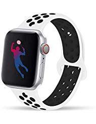 Uhren & Schmuck Lederarmband Für Die Apple Watch 42mm Uhrenarmband Armband Braun Moderne Techniken