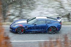 Corvette Grand Sport vs Porsche 911 GTS Imagen 5 - Galería de fotos - Autobild.es
