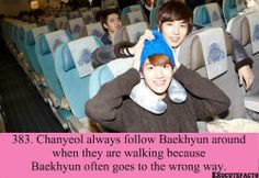 I love Baekyeol sooo much!!!! :3