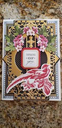 Crafters Companion Cards, Finishing School, Anna Griffin Cards, Vintage Flowers, Scrapbooking Layouts, Diy Cards, Jars, Gentleman, Card Ideas