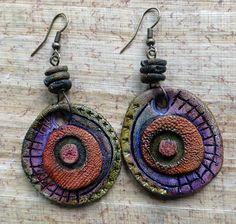 a Mused Studio: Earrings in ETSY!