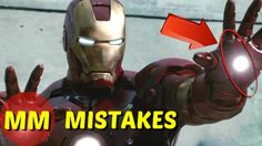 10 Best Ironman Movie Mistakes You Totally Missed | Ironman Goofs https://youtu.be/n4WFSGFHWqI In Iron Man, Tony Stark, an industrialist and expert architect...