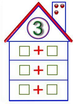 Preschool Music, Numbers Preschool, Math Numbers, 1st Grade Math, Kindergarten Math, Teaching Math, Math Games, Math Activities, Math Measurement