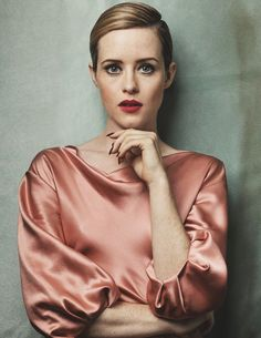 A Kind of Magic - Claire Foy by Craig McDean for Vogue UK November 2017 - Alberta Ferretti Limited