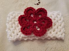 Check out this item in my Etsy shop https://www.etsy.com/listing/545126853/baby-crochet-headband-baby-shower-gift