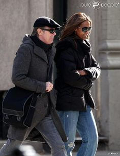 David would marry the model Iman, and yes the two are still together, what 23 years now? Description from thundercityrock.com. I searched for this on bing.com/images