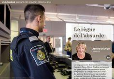 Les engorgements ahurissants qui touchent l'aéroport Pierre-Elliott-Trudeau ne…