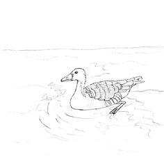 Tread - Day 20 #Inktober . . . #inktoberday20 #tread #inktobertread #duck #art #artwork #artistsoninstagram #inktober2019 #illustration… Duck Art, Inktober, Moose Art, Illustration, Artist, Artwork, Animals, Instagram, Work Of Art