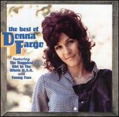 Best of Donna Fargo - My Favorite CD of Donna Fargo Best Country Music, Country Music Stars, Country Singers, Donna Fargo, Happy Girls, My Favorite Music, Rock N Roll, Music Videos, Prayers
