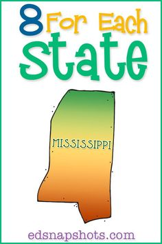 US Geography Mississippi