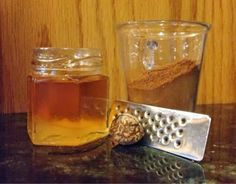 Big Red: a DIY face mask with only 3 ingredients; honey, cinnamon and nutmeg. Cinnamon is especially good for acne, and nutmeg for acne scars