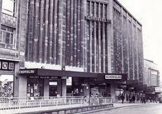 Schofields Department Store, Sheffield - 1982 formerly Cockayne's Sheffield Pubs, Sheffield Steel, Sheffield England, Old Pictures, Old Photos, Funny Pictures, South Yorkshire, Nice Photos, Derbyshire