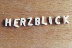 It's written in Pasta #herzblick