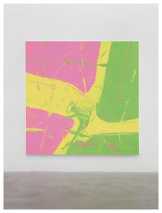 Exhibition - Michel Majerus - Works in Exhibition - Matthew Marks Gallery