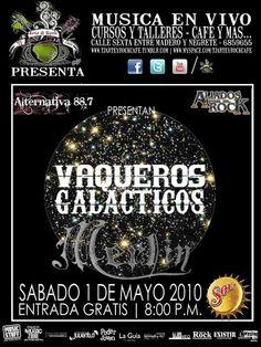vaqueros galacticos